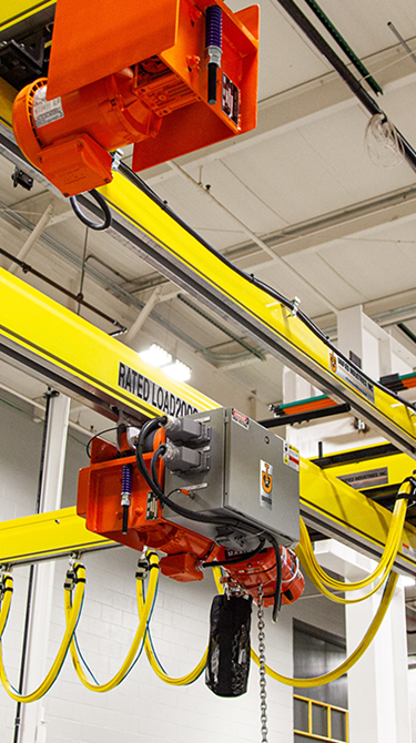 ProPath Automated Workstation Crane