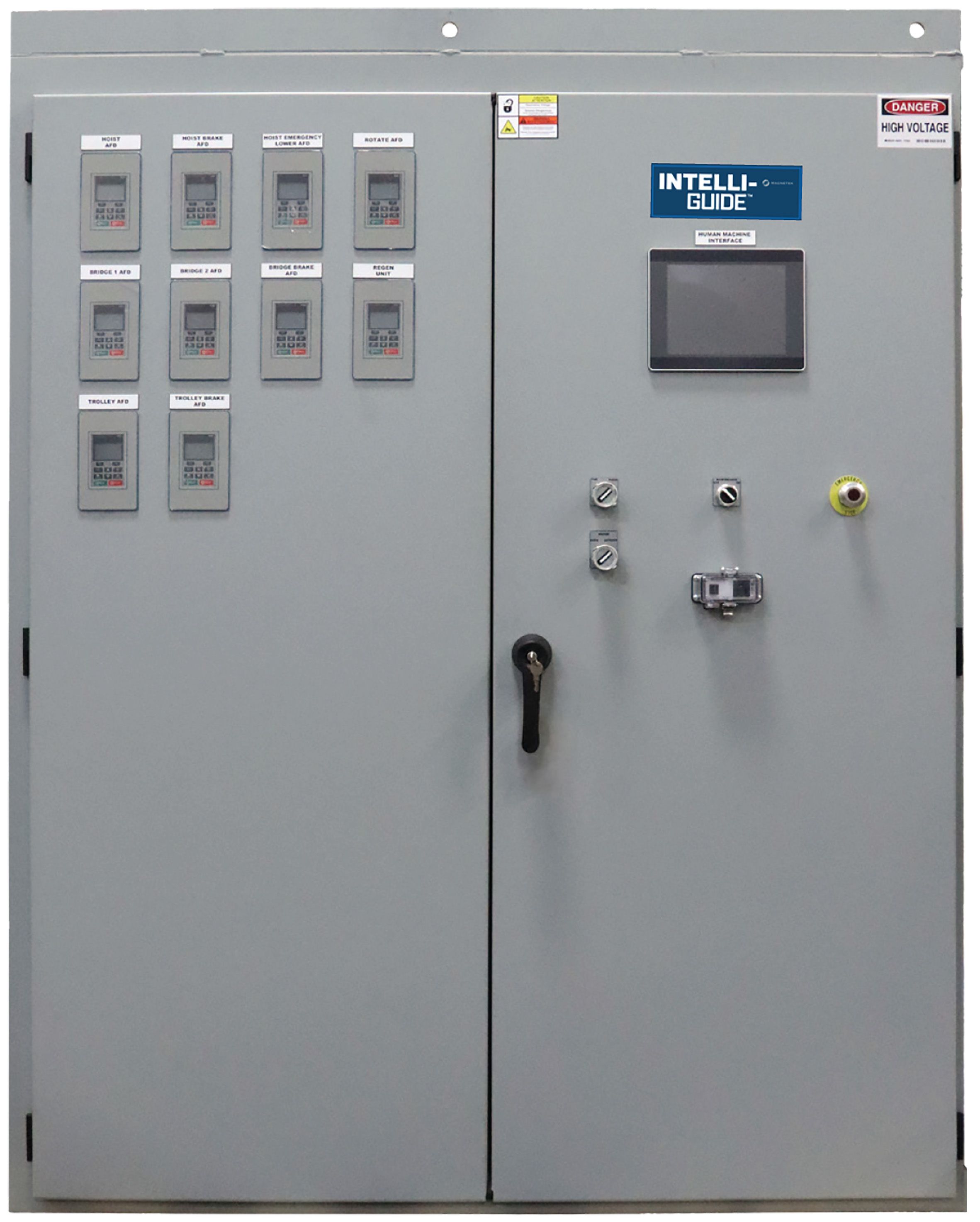 Intelli-Guide™ Systems Panel Photo