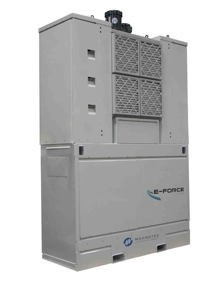E-FORCE ® Wind Turbine Inverter Replacement