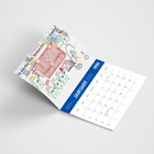 Safety Calendar square