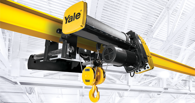 Yale YK Wire Rope Hoist